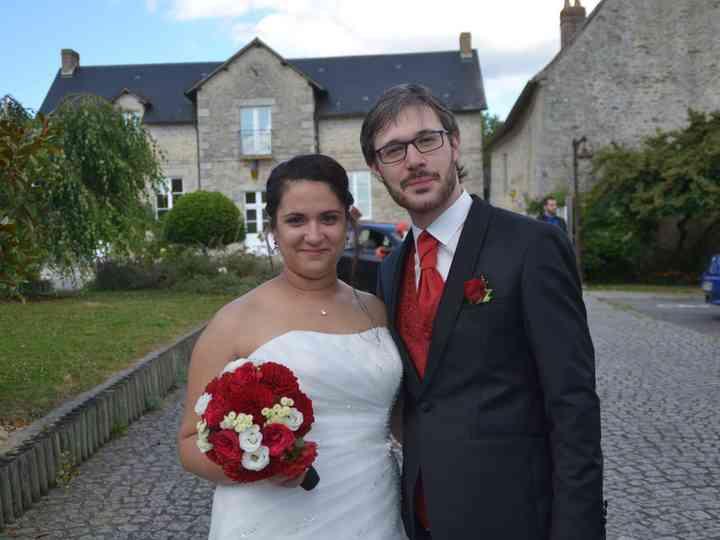 Le mariage de Marc et Audrey