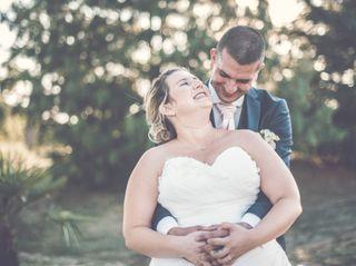 Le mariage de Typhanie et Sylvain