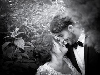 Le mariage de Julie et Christopher