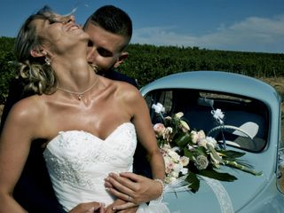 Le mariage de Christelle et Geoffrey