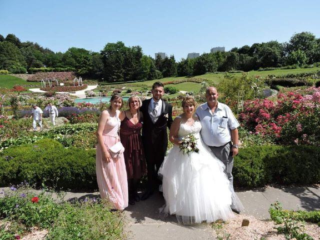 Le mariage de Gaëtan  et Sandie   à Airan, Calvados 6