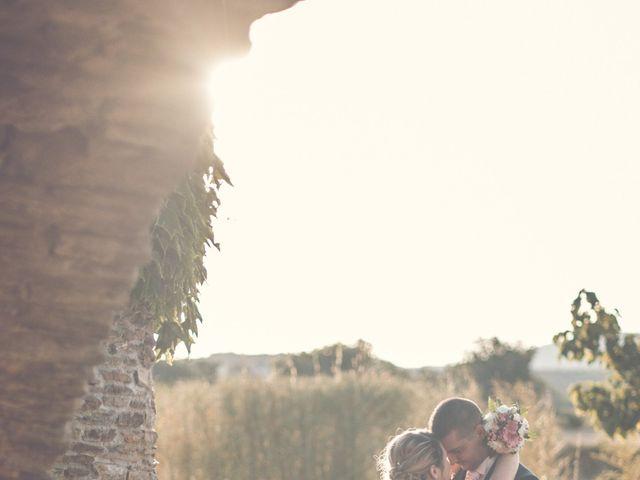 Le mariage de Sylvain et Typhanie à Saint-Andéol-le-Château, Rhône 19