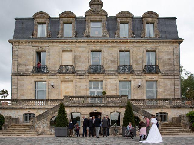 Le mariage de Christopher et Marie-Pauline à Saint-André-de-Cubzac, Gironde 3