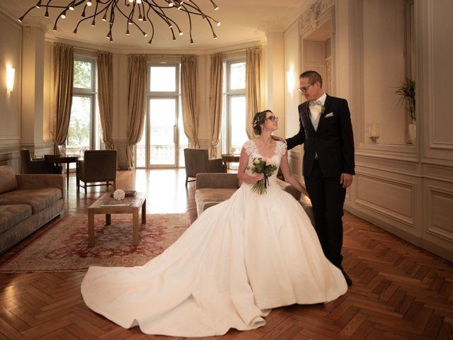 Le mariage de Christopher et Marie-Pauline à Saint-André-de-Cubzac, Gironde 4