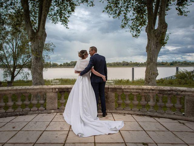 Le mariage de Christopher et Marie-Pauline à Saint-André-de-Cubzac, Gironde 2
