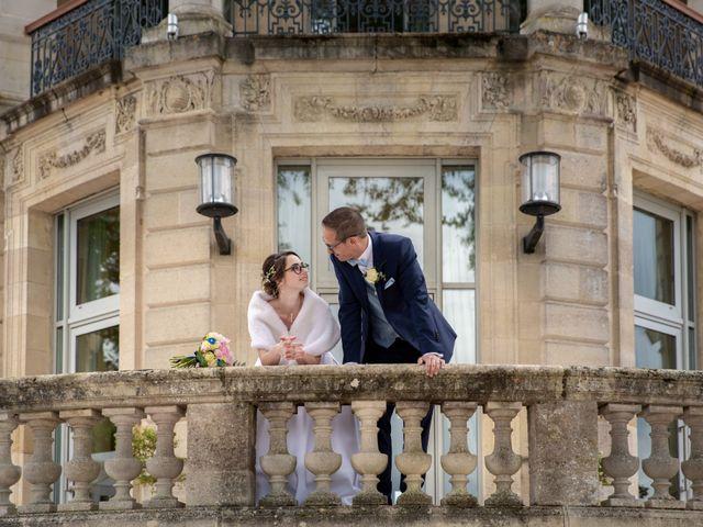 Le mariage de Christopher et Marie-Pauline à Saint-André-de-Cubzac, Gironde 7
