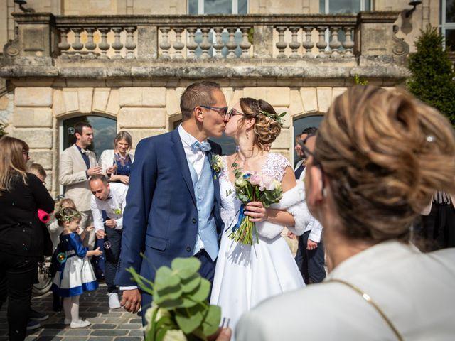 Le mariage de Christopher et Marie-Pauline à Saint-André-de-Cubzac, Gironde 8