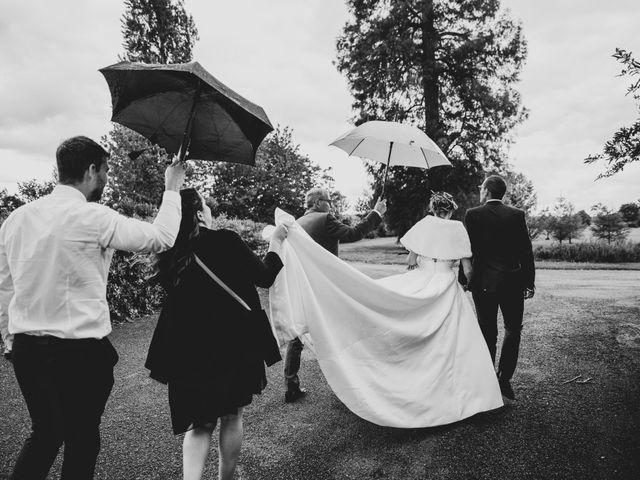 Le mariage de Christopher et Marie-Pauline à Saint-André-de-Cubzac, Gironde 9