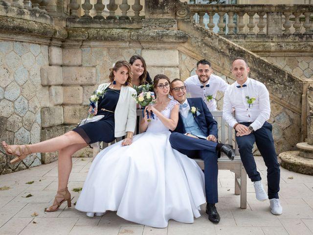Le mariage de Christopher et Marie-Pauline à Saint-André-de-Cubzac, Gironde 13