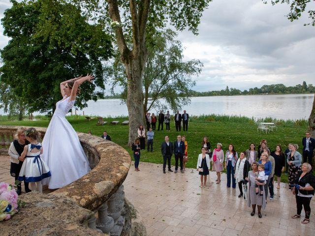 Le mariage de Christopher et Marie-Pauline à Saint-André-de-Cubzac, Gironde 15