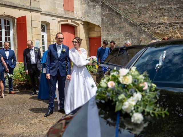 Le mariage de Christopher et Marie-Pauline à Saint-André-de-Cubzac, Gironde 16