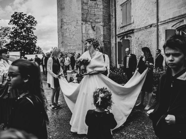 Le mariage de Christopher et Marie-Pauline à Saint-André-de-Cubzac, Gironde 17