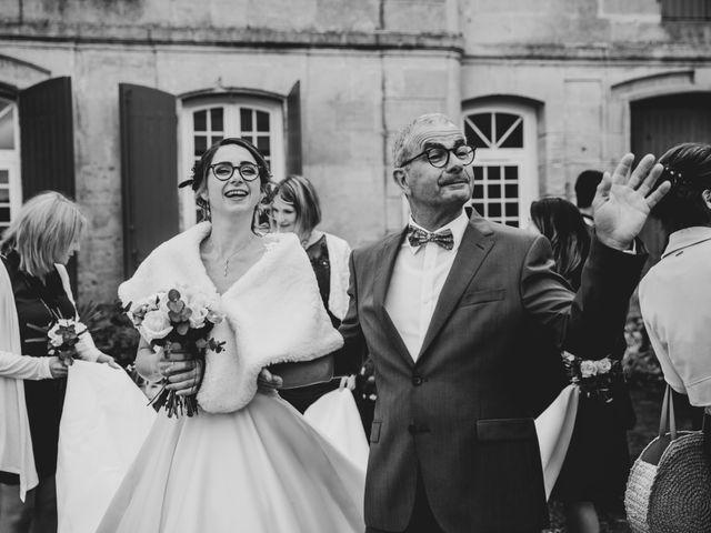 Le mariage de Christopher et Marie-Pauline à Saint-André-de-Cubzac, Gironde 18