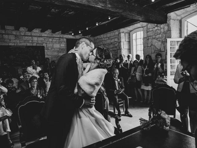 Le mariage de Christopher et Marie-Pauline à Saint-André-de-Cubzac, Gironde 19