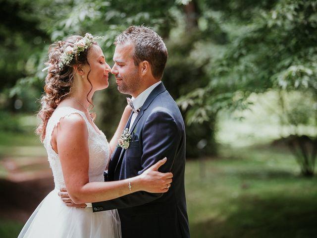 Le mariage de Sandra et Julien