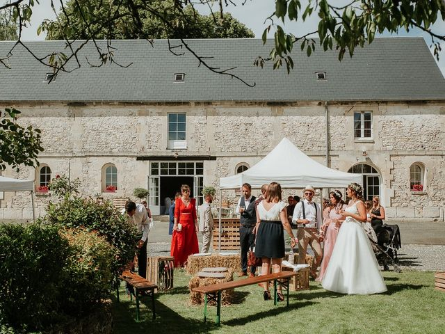 Le mariage de Julien et Sandra à Soissons, Aisne 23