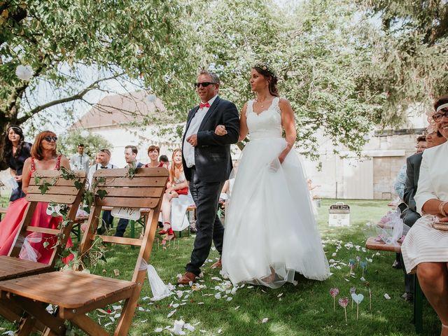 Le mariage de Julien et Sandra à Soissons, Aisne 25