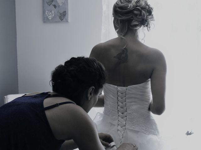 Le mariage de Geoffrey et Christelle à Saint-Satur, Cher 14