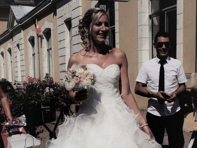 Le mariage de Geoffrey et Christelle à Saint-Satur, Cher 18