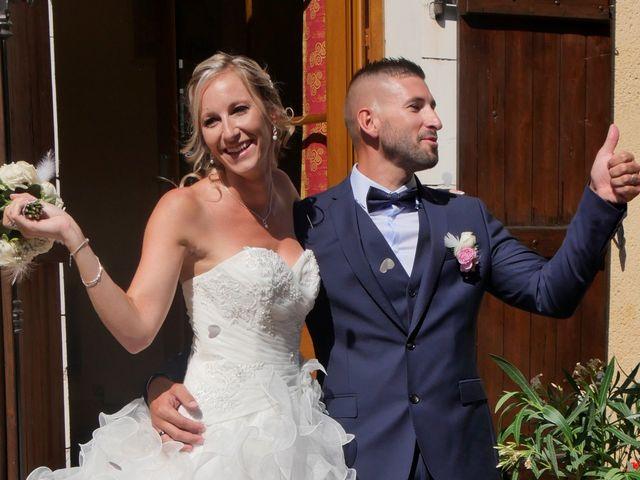 Le mariage de Geoffrey et Christelle à Saint-Satur, Cher 22