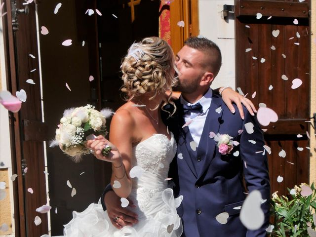 Le mariage de Geoffrey et Christelle à Saint-Satur, Cher 23