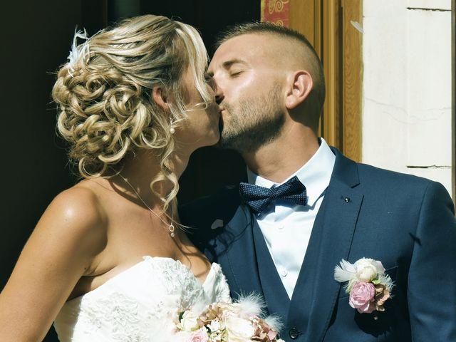 Le mariage de Geoffrey et Christelle à Saint-Satur, Cher 25