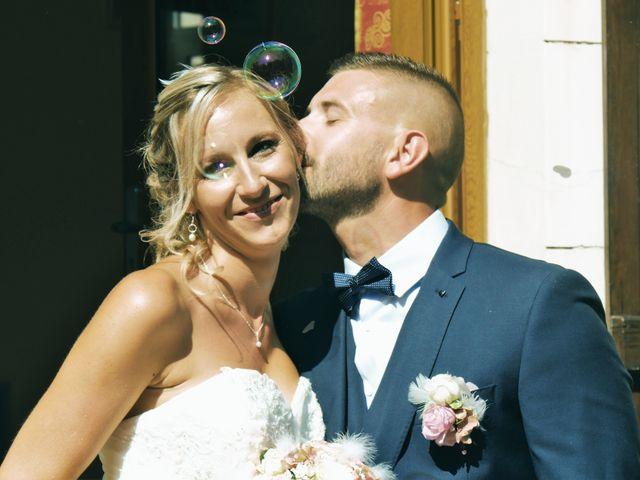 Le mariage de Geoffrey et Christelle à Saint-Satur, Cher 26