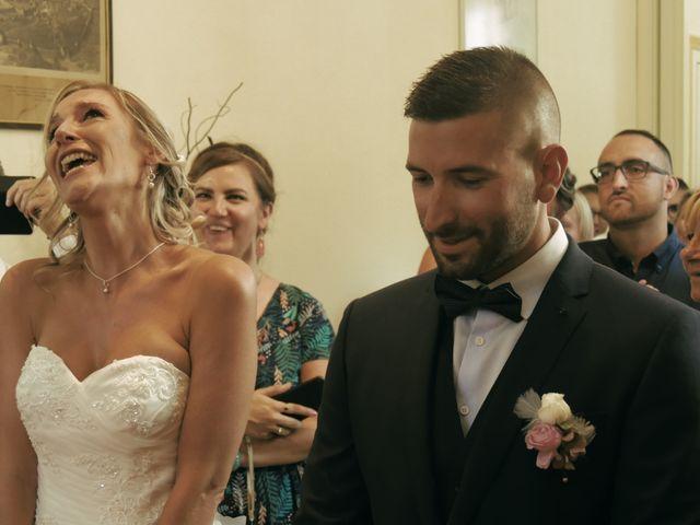 Le mariage de Geoffrey et Christelle à Saint-Satur, Cher 32