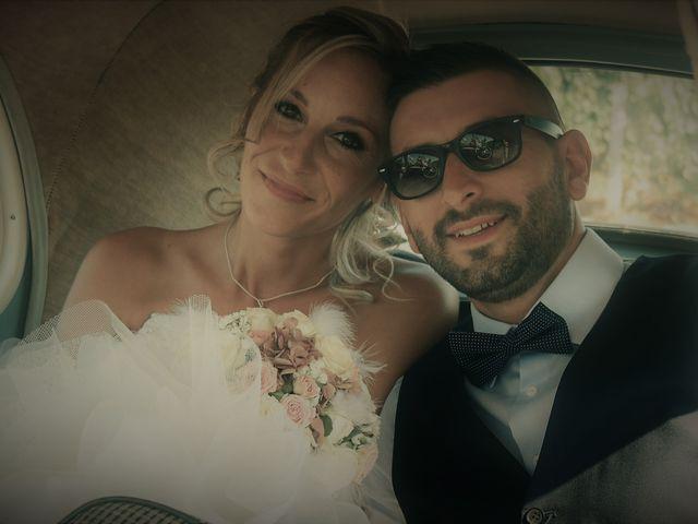 Le mariage de Geoffrey et Christelle à Saint-Satur, Cher 35