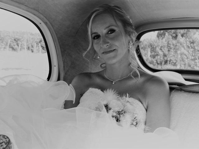 Le mariage de Geoffrey et Christelle à Saint-Satur, Cher 1