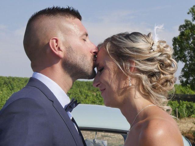 Le mariage de Geoffrey et Christelle à Saint-Satur, Cher 36