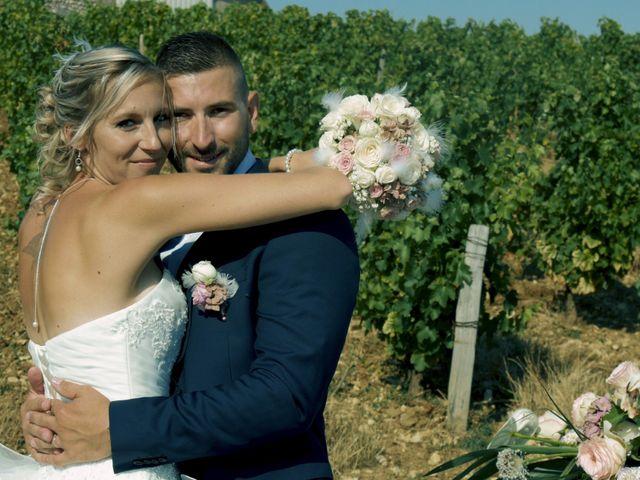 Le mariage de Geoffrey et Christelle à Saint-Satur, Cher 38