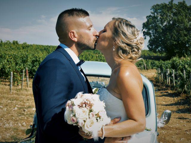 Le mariage de Geoffrey et Christelle à Saint-Satur, Cher 39