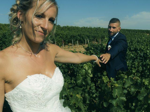 Le mariage de Geoffrey et Christelle à Saint-Satur, Cher 42