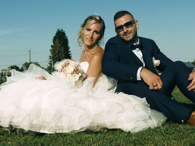 Le mariage de Geoffrey et Christelle à Saint-Satur, Cher 45