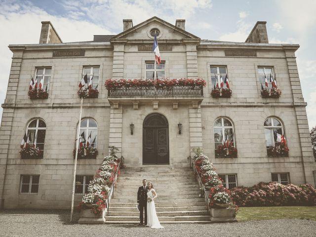 Le mariage de Alexandre et Estelle à Plourivo, Côtes d'Armor 35