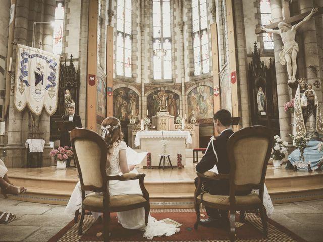 Le mariage de Alexandre et Estelle à Plourivo, Côtes d'Armor 45