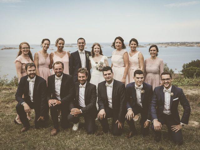 Le mariage de Alexandre et Estelle à Plourivo, Côtes d'Armor 70