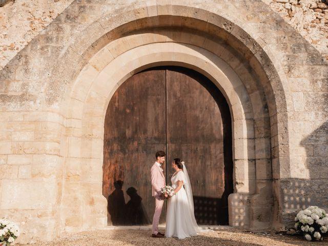 Le mariage de Grégory et Clarisse à Semblançay, Indre-et-Loire 17