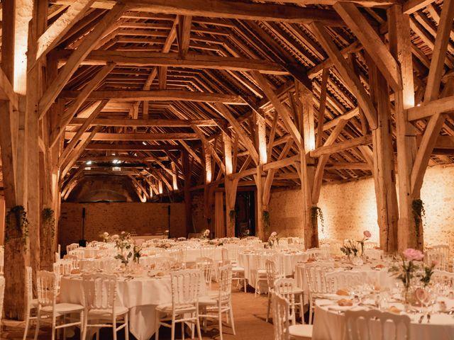 Le mariage de Grégory et Clarisse à Semblançay, Indre-et-Loire 33