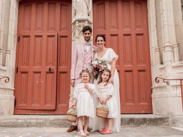Le mariage de Grégory et Clarisse à Semblançay, Indre-et-Loire 14