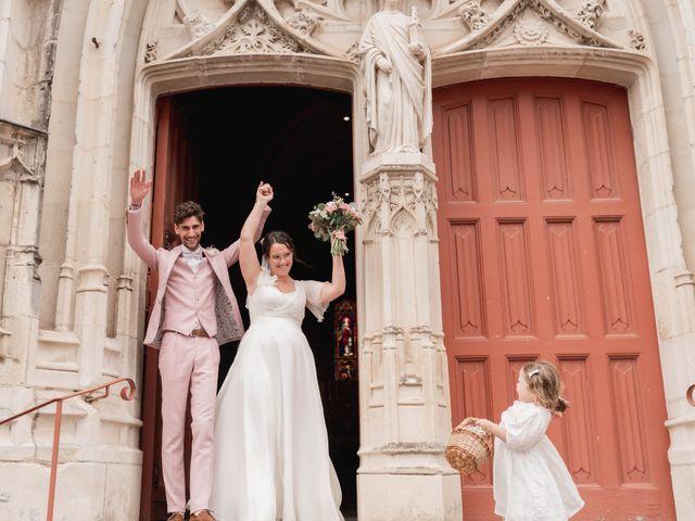 Le mariage de Grégory et Clarisse à Semblançay, Indre-et-Loire 13