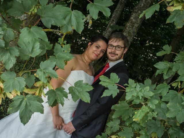 Le mariage de Audrey et Marc à Condé-sur-Sarthe, Orne 2