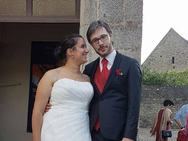 Le mariage de Audrey et Marc à Condé-sur-Sarthe, Orne 8