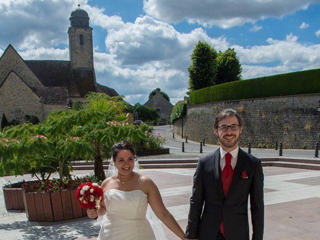 Le mariage de Audrey et Marc à Condé-sur-Sarthe, Orne 11