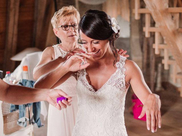 Le mariage de Virginie et Gaétan
