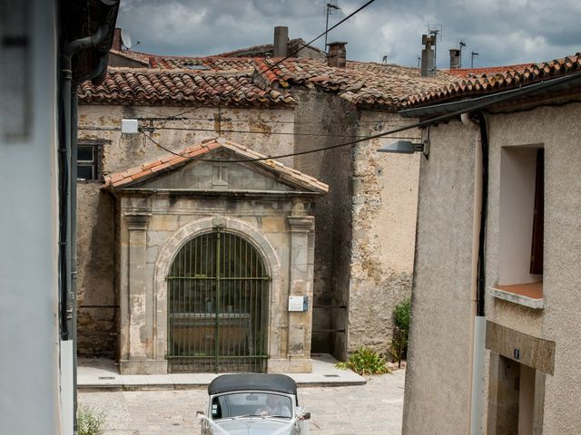 Le mariage de Bertrand et Christelle à Bram, Aude 50