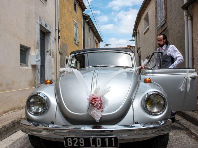 Le mariage de Bertrand et Christelle à Bram, Aude 51