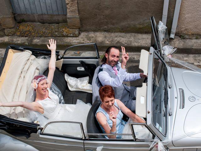 Le mariage de Bertrand et Christelle à Bram, Aude 53