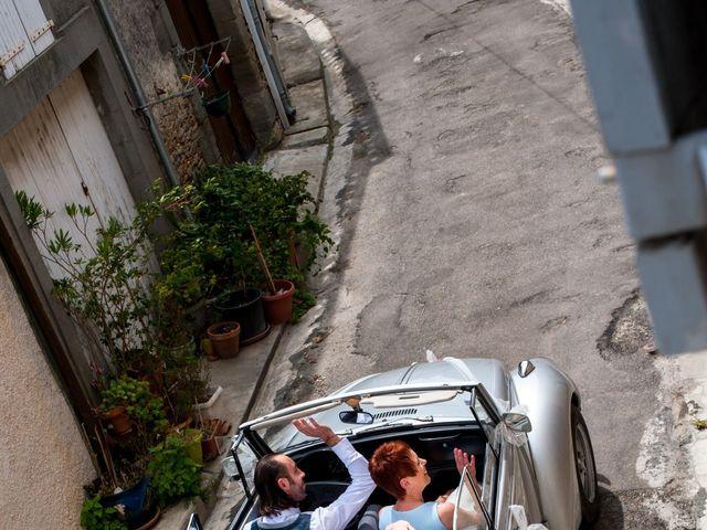 Le mariage de Bertrand et Christelle à Bram, Aude 54